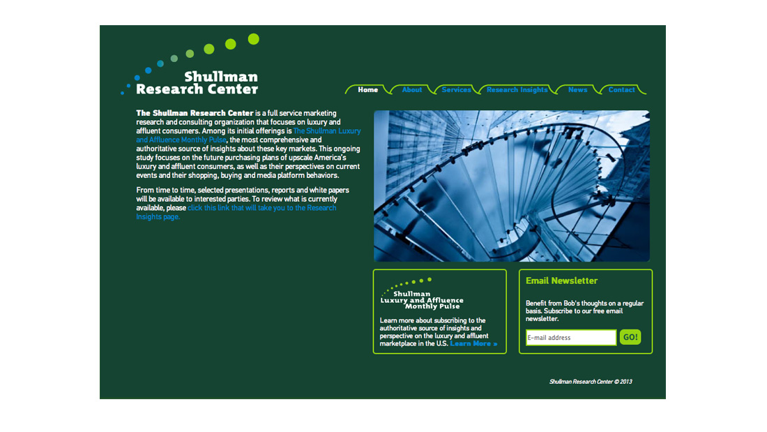 WEB - Sawyer Design Vision - Shullman Research Center