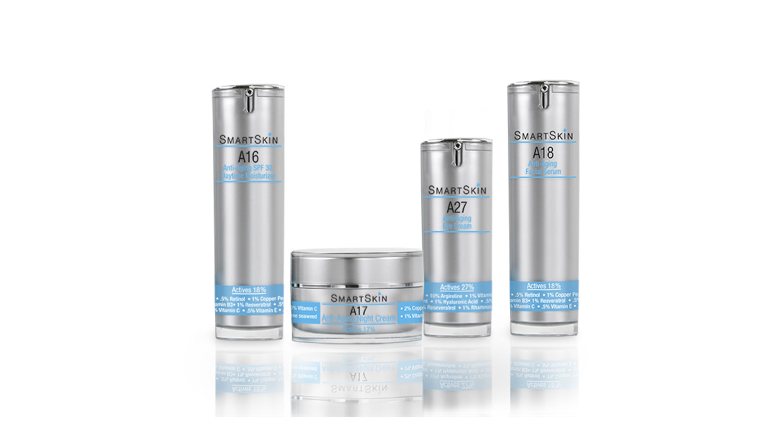 TOTAL FACE REGIMEN - Sawyer Design Vision - SmartSkin