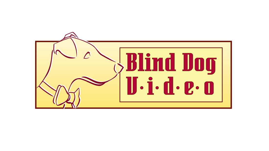 PROFESSIONAL BROADCASTING & MEDIA PRODUCTION - Sawyer Design Vision - Blind Dog Video