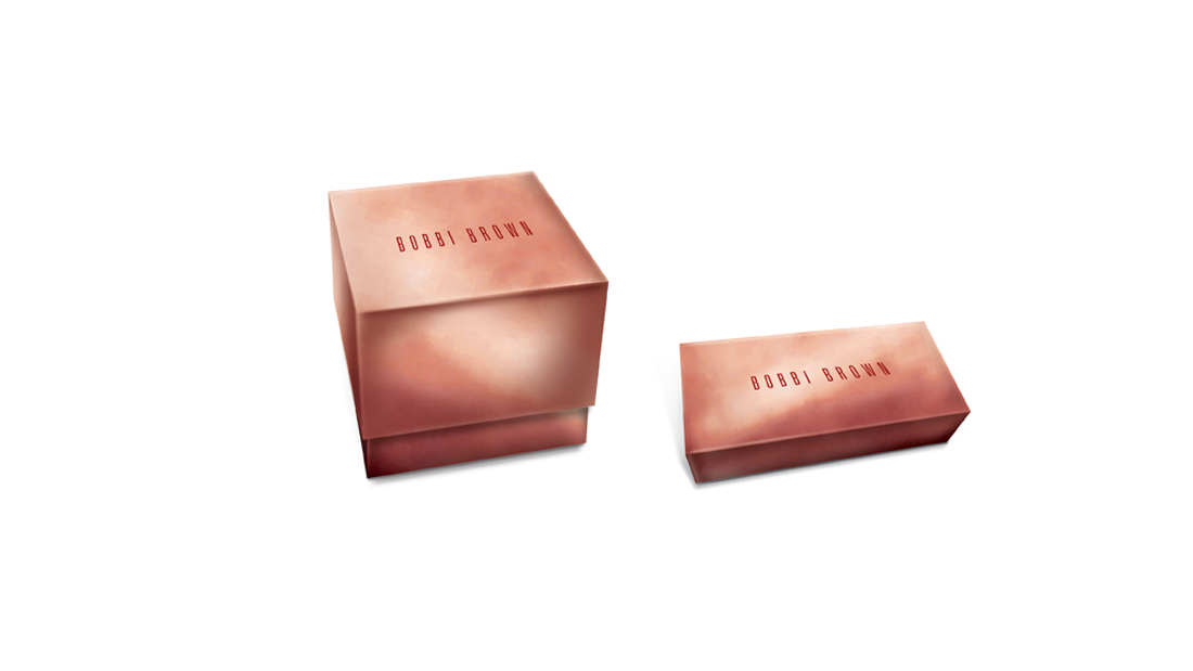 HOLIDAY GIFT LINE - Sawyer Design Vision - Bobbi Brown Cosmetics