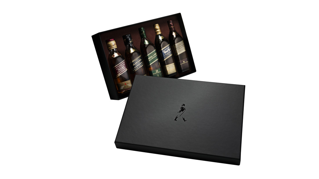 VARIETY GIFT SET - Sawyer Design Vision - Diageo NA