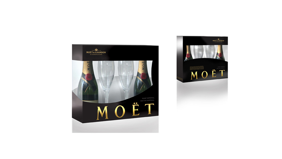 GIFTABLE STYLE - Sawyer Design Vision - Moët & Chandon
